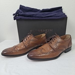 FLORSHEIM IMPERIAL Oxford Wingtips Size 10D